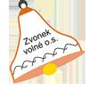 Zvonek – volné o.s.